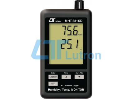 humidity+thermometer MHT-381SD