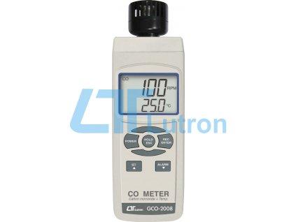 CO meter LUTRON GCO-2008
