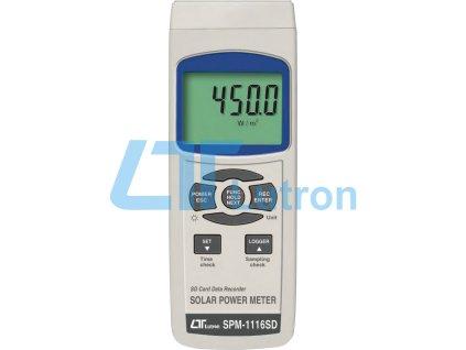 Exposure meter LUTRON SPM-1116SD