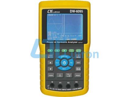 Wattmeter analyzer LUTRON DW-6095