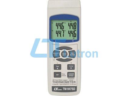 thermometer LUTRON TM-947SD