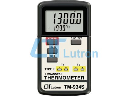 Thermometer LUTRON TM-934S