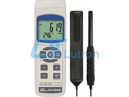 CO2 measure LUTRON CO2-9904SD