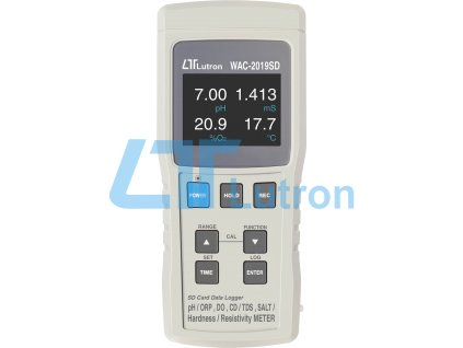 Water Quality Recorder LUTRON WAC-2019SD