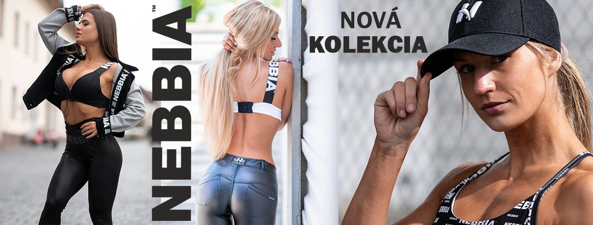 NEBBIA Fitness Meets Fashion