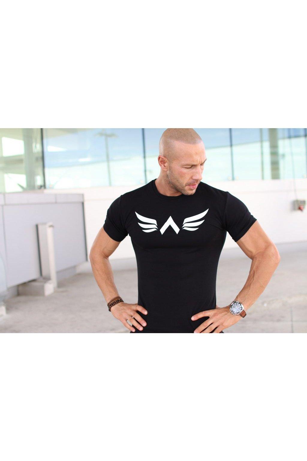 Exalted X1 pánske tričko čierne