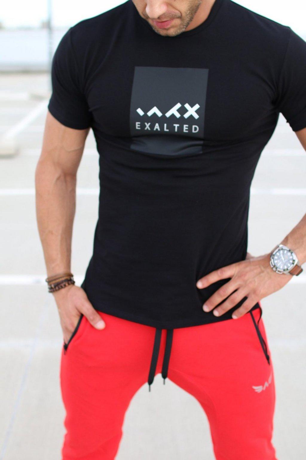Exalted E1 Evolution pánske tričko čierne