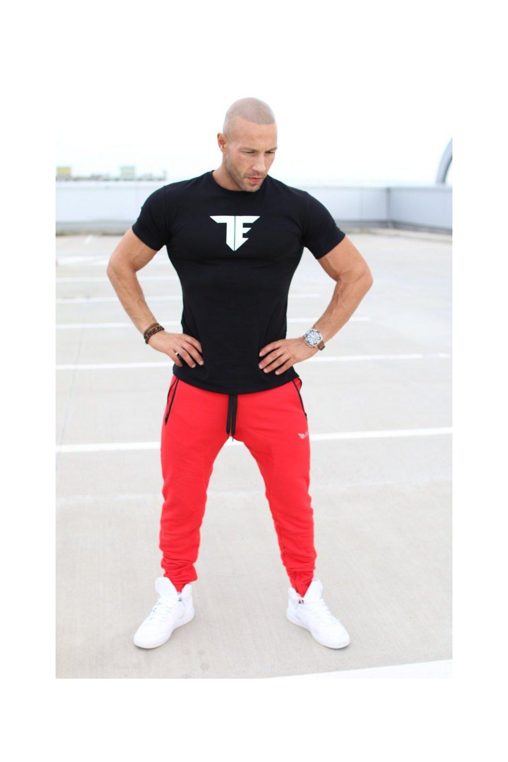 Exalted T1 pánske tričko čierne