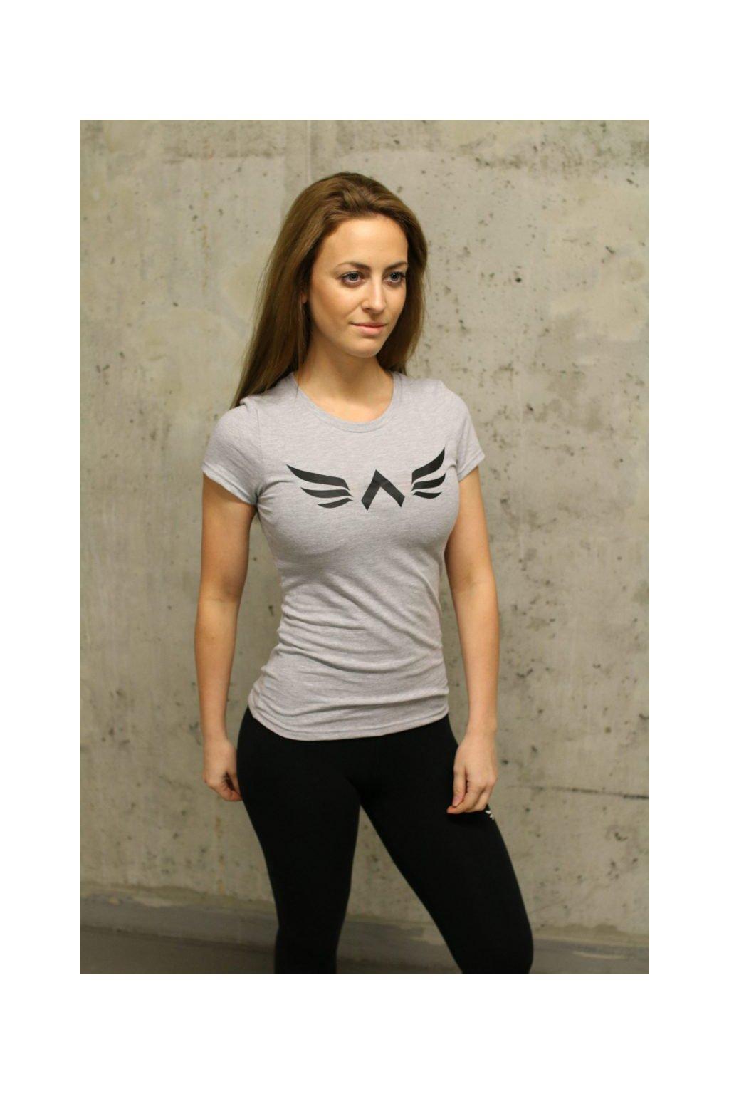 Exalted X1 dámske tričko sivé