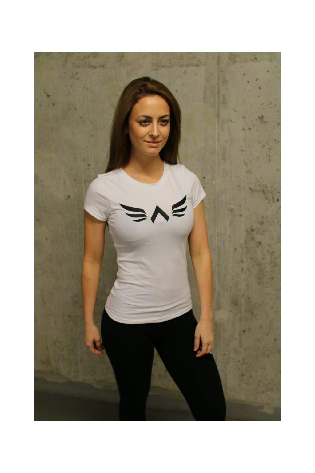 Exalted X1 dámske tričko biele