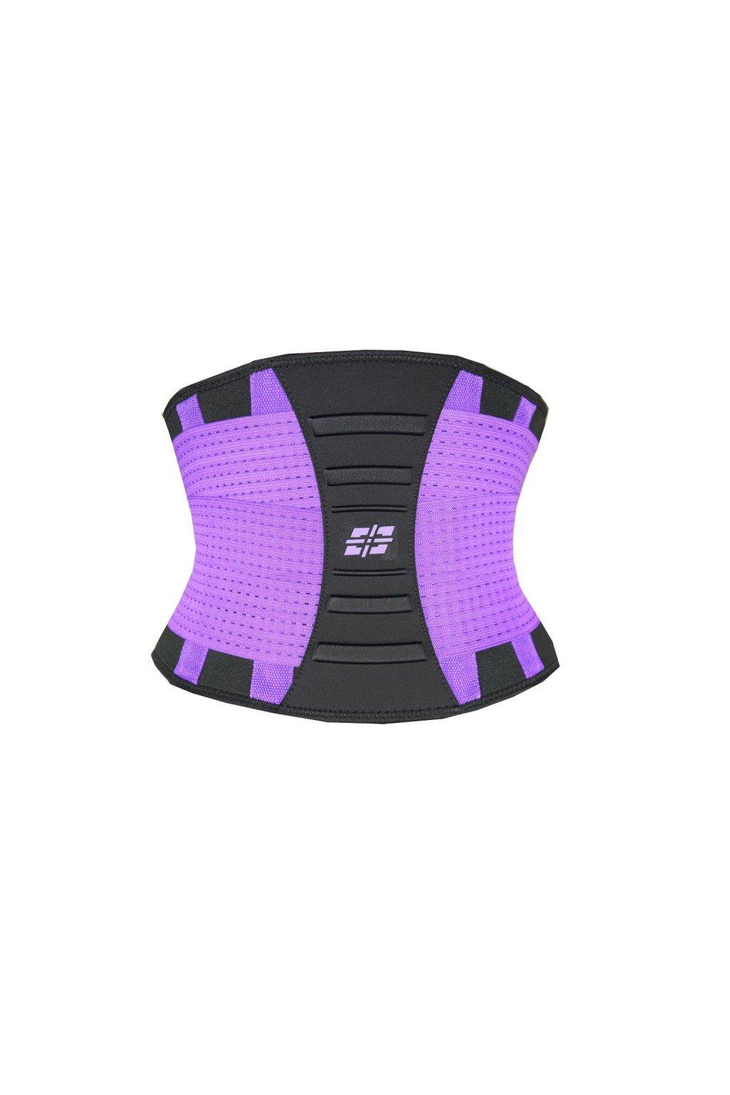 Power System Waist Shaper zoštíhľujúci pás fialový