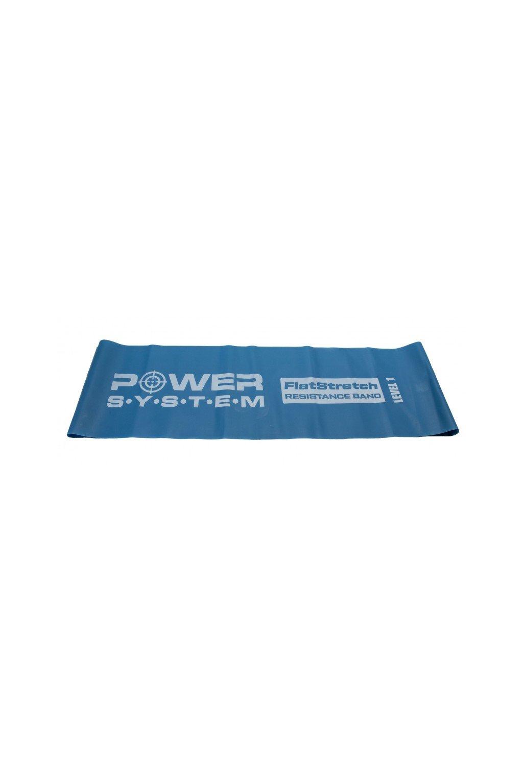 power system posilovaci guma flat stretch band
