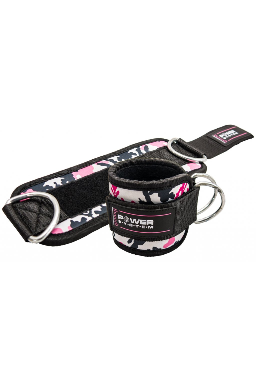 PS 3470 ANKLE STRAP CAMO PINK