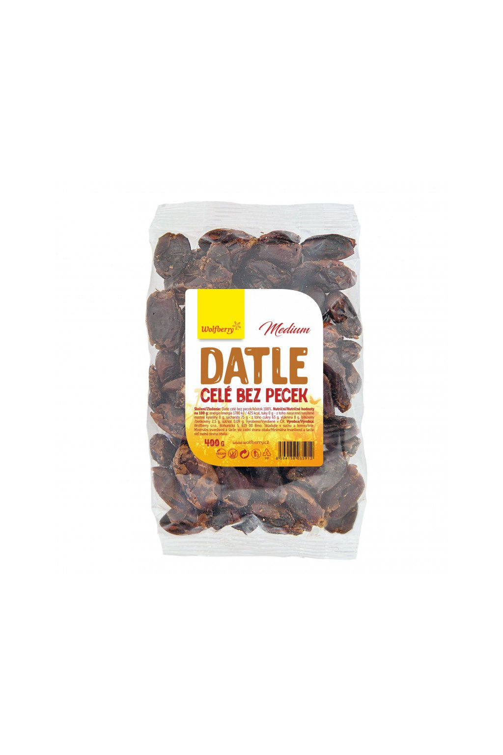 datle cele medium 400 g