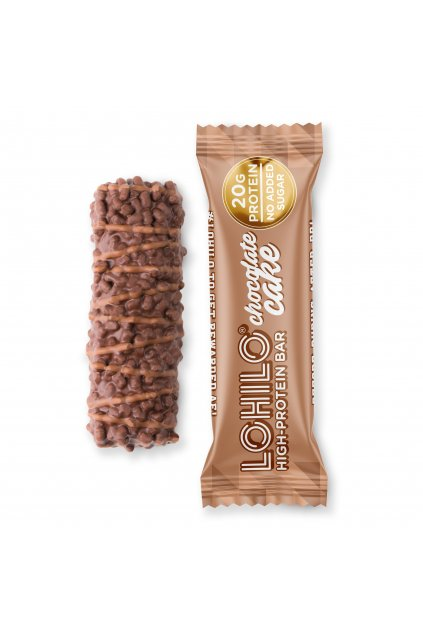 Lohilo Protein Bar. Chocolate cake