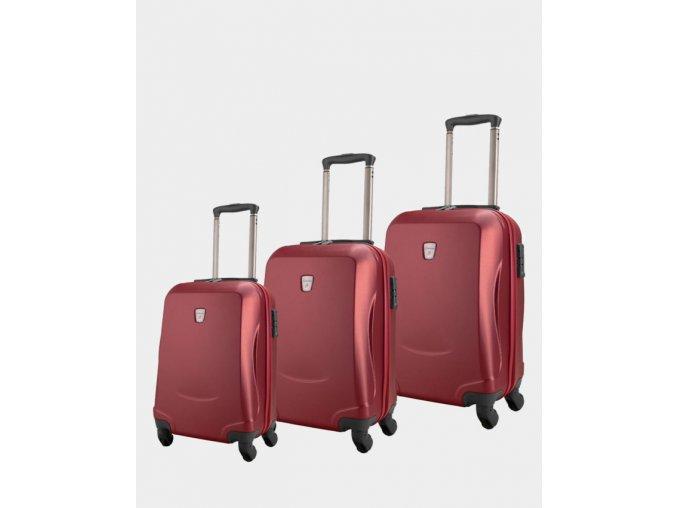 hardcase abs luggage red 1068 1 1gri fon yeni set 680x850