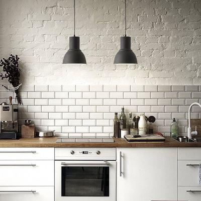 Kuchyň podle Feng Shui a jak vybrat osvětlení