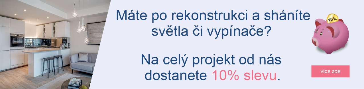 10% sleva na projekt
