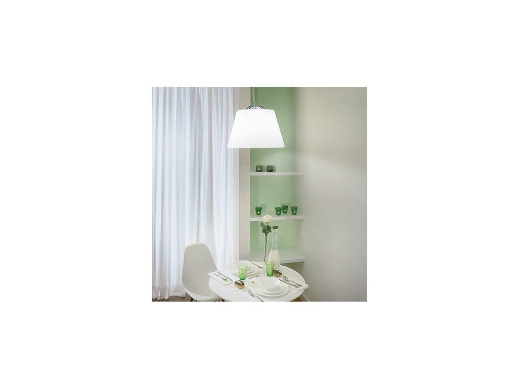 Závěsné svítidlo Ideal Lux Cylinder SP1 D40 025438