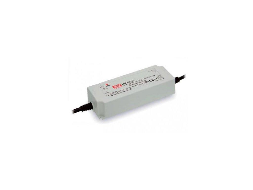 Zdroj napěťový  LPF-90-24, výstupní výkon 90,3W, 14,4-24V, IP67