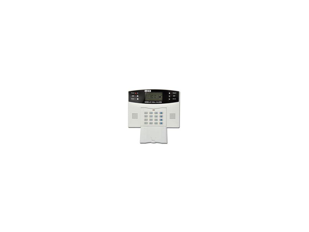 Chytrý bezdrátový GSM alarm s LCD displ. Ecolite HF-GSM03