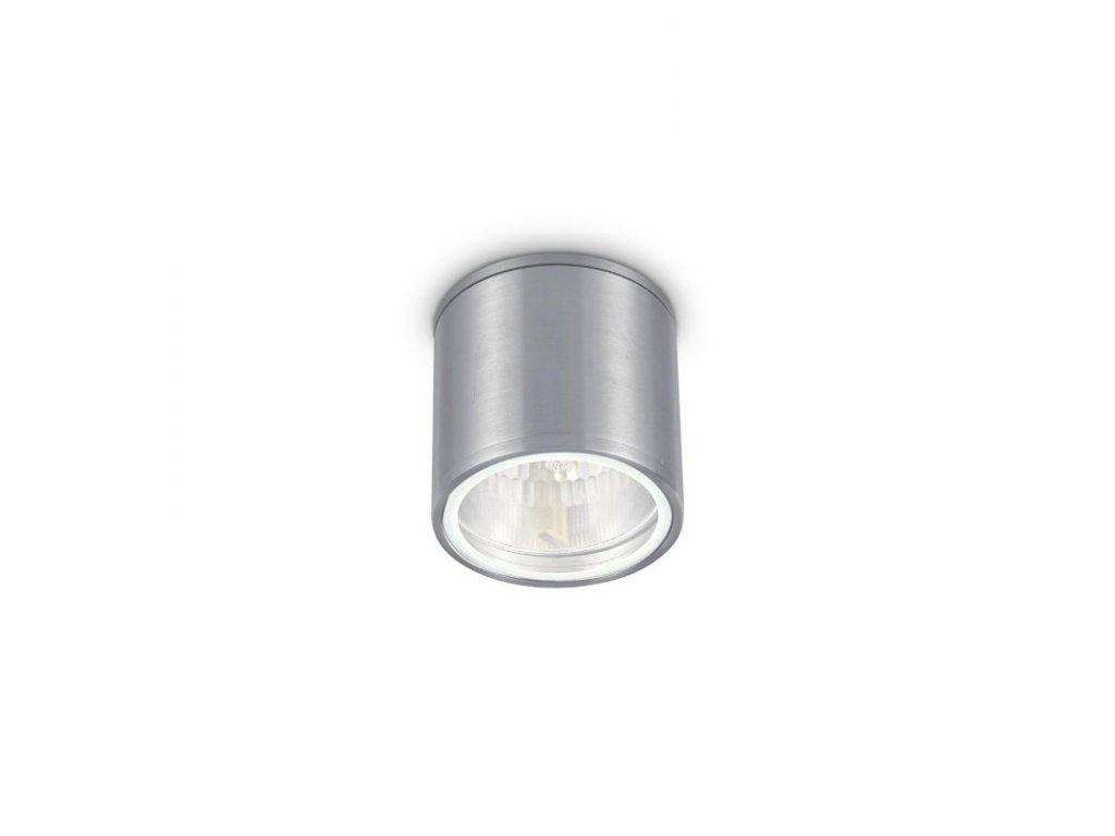 Venkovní stropní svítidlo Ideal Lux Gun PL1 stříbrné 092324