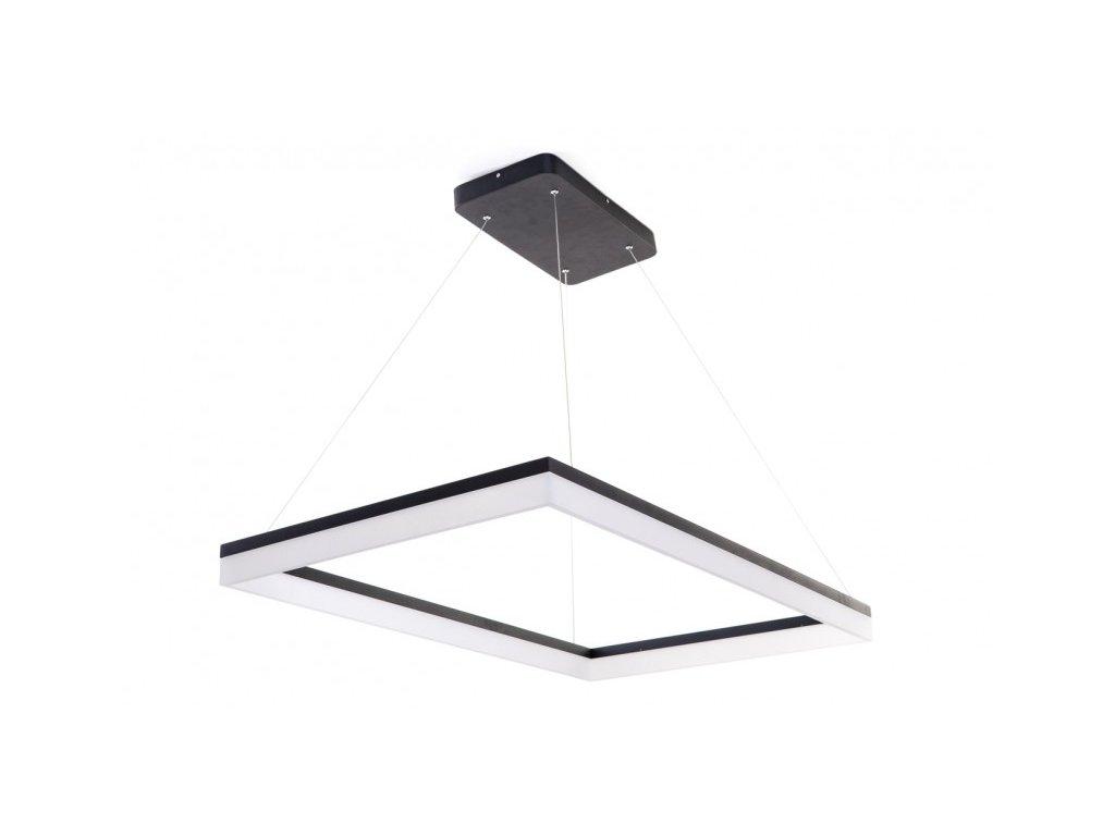 LED závěsné svítidlo Ondaren Quadro - 3080lm, 3000K