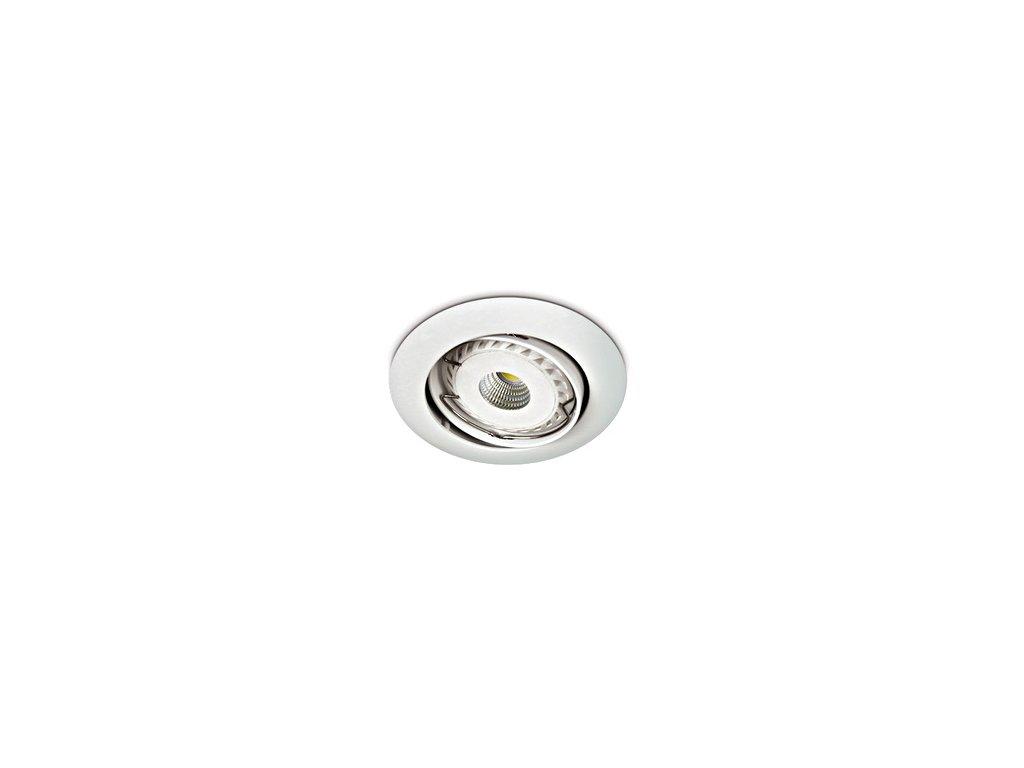 Svítidlo výklopné bodové Punto-A PAR16 Spot, GU10, 50W, IP20  bílá