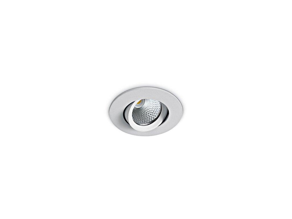 LED svítidlo bodové Tao Spot 7W 230V 560lm 3000K 60° IP20 bílá