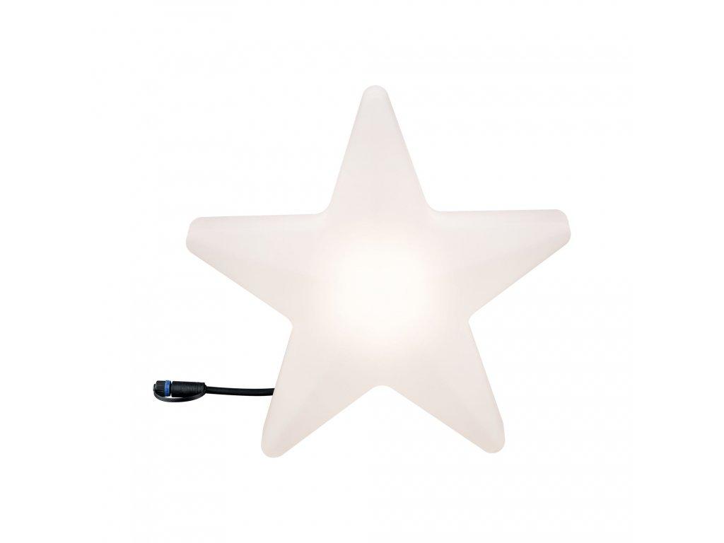 Plug&Shine světelný objekt Star IP67 3000K 24V - PAULMANN