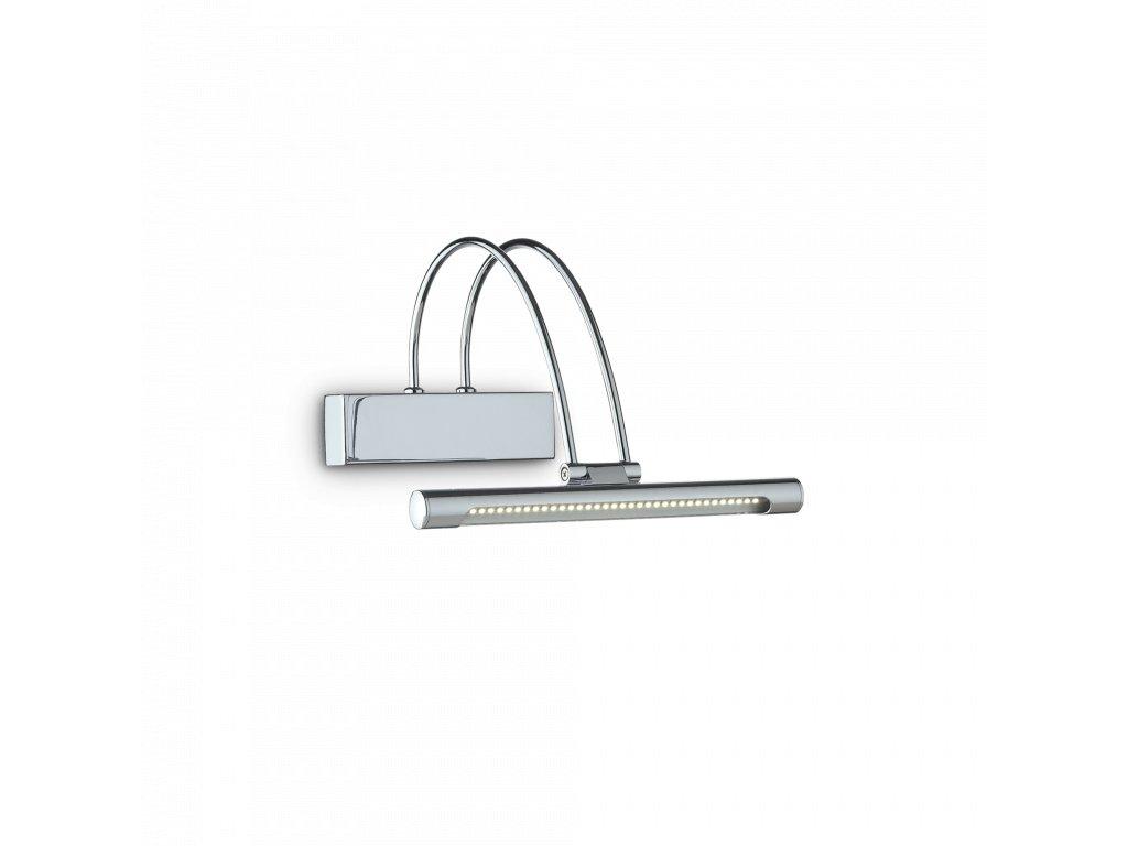 Nástěnné svítidlo Ideal Lux Bow AP36 chrom 005386