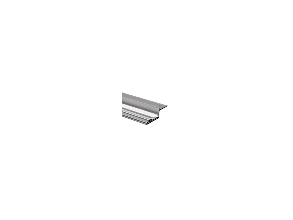 Hliníkový profil vestavný NISA-KRA 1m Klusdesign