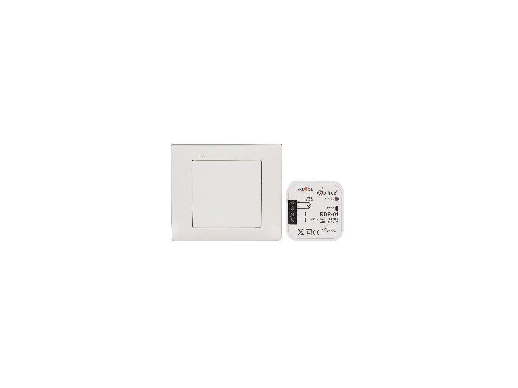 Sada bezdrátového ovládání světla s funkcí stmívače 230V  Zamel RZB-02