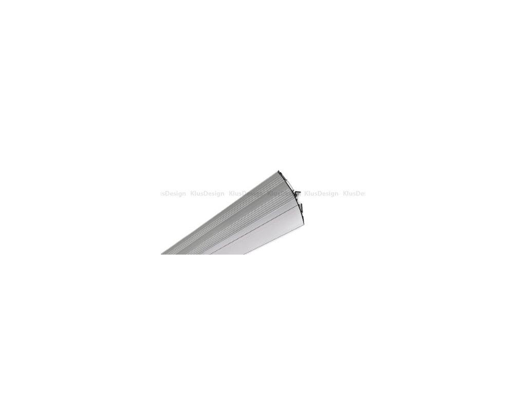 Hliníkový profil do vestavný LIT-L 1m Klusdesign