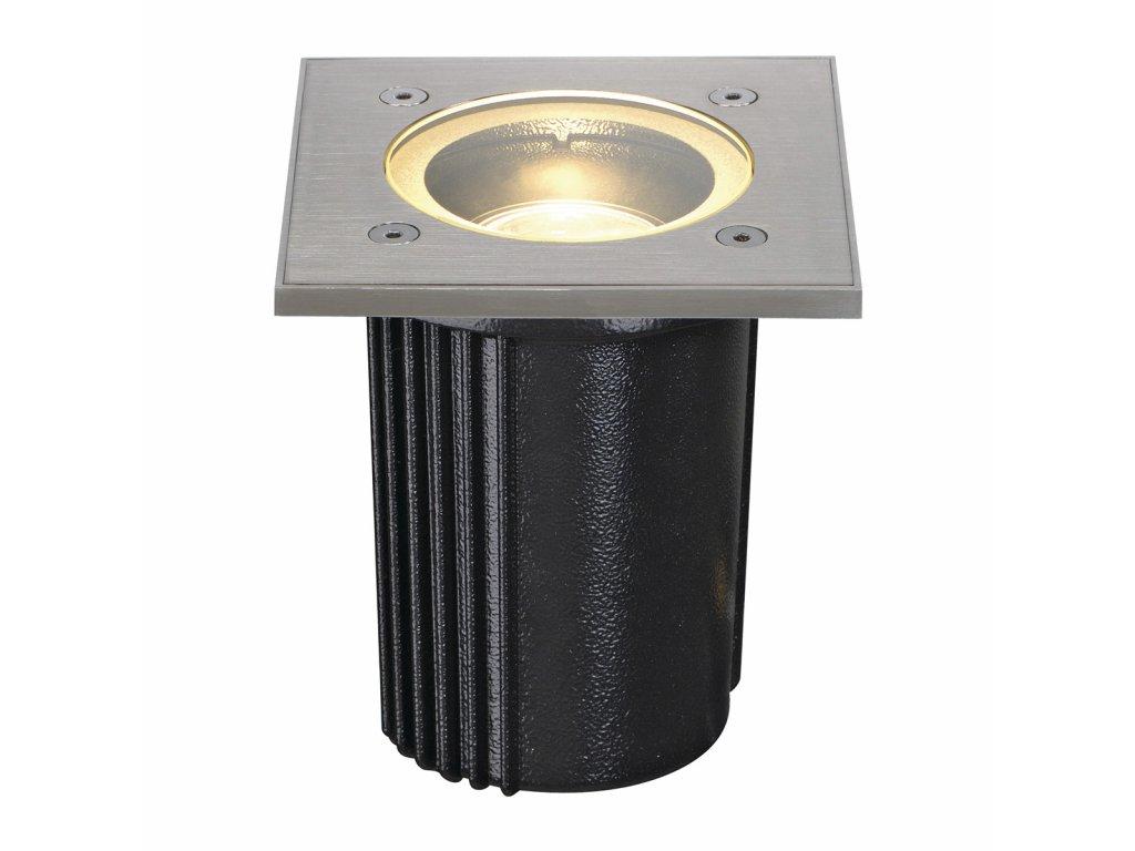 DASAR EXACT GU10 ctvercova ocel 230V GU10 35W 30° IP67