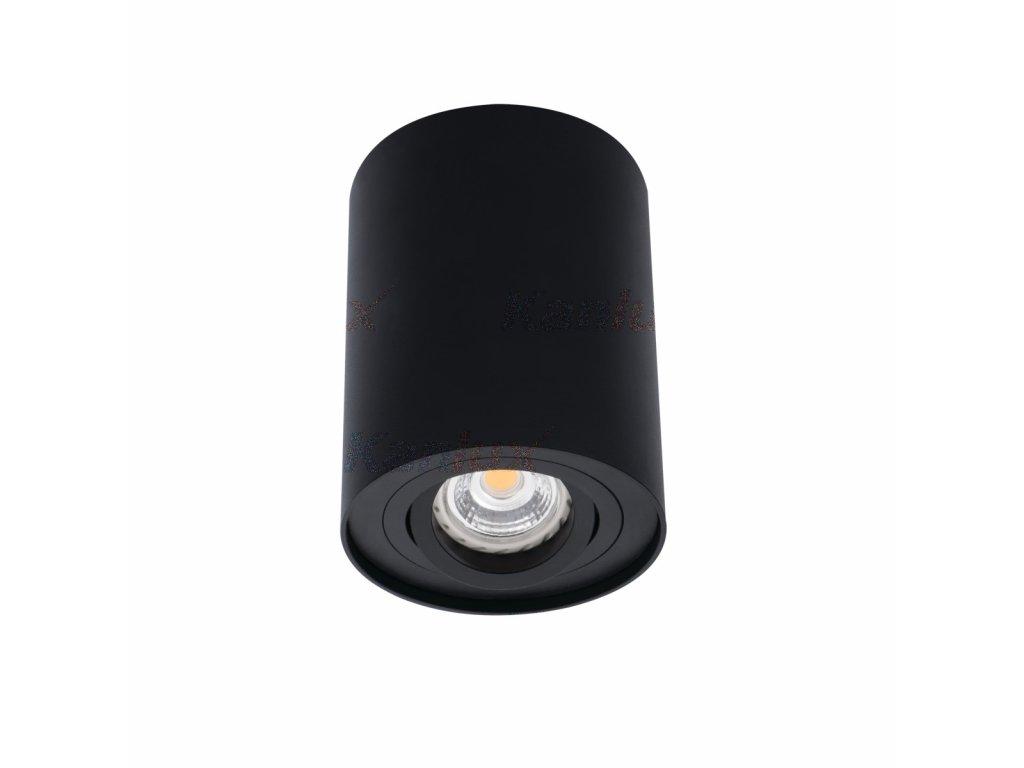 Přisazené bodové svítidlo BORD DLP-50-B GU10   kulaté Kanlux