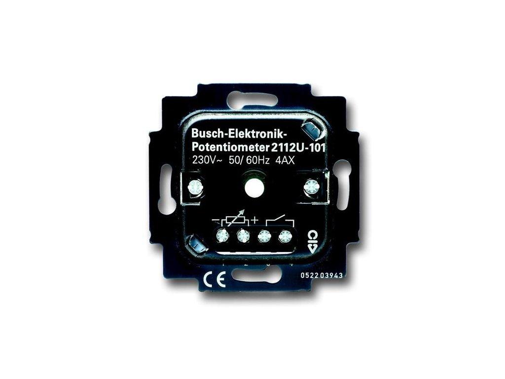 ABB 6599-0-2035 stmívač s otočným ovládáním 1-10V 2112 U-101