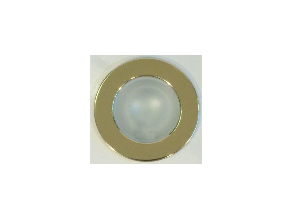 Světlo OMH5-A mosaz lesk pro G4  20W nebo LED