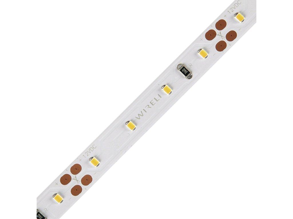 LED pásek 2216 80  580lm 4,8W 0,4A 12V CRI>90 (neutrální bílá)