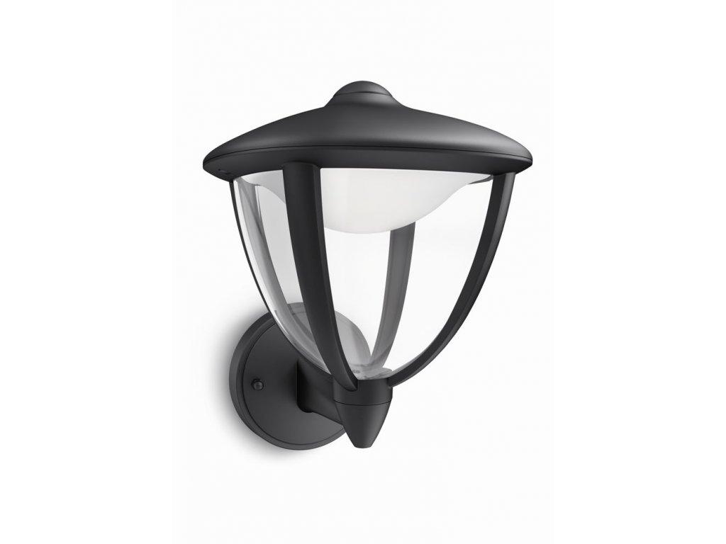 Robin SVÍTIDLO VENKOVNÍ LED 4,5W 430lm 2700K IP44, černá