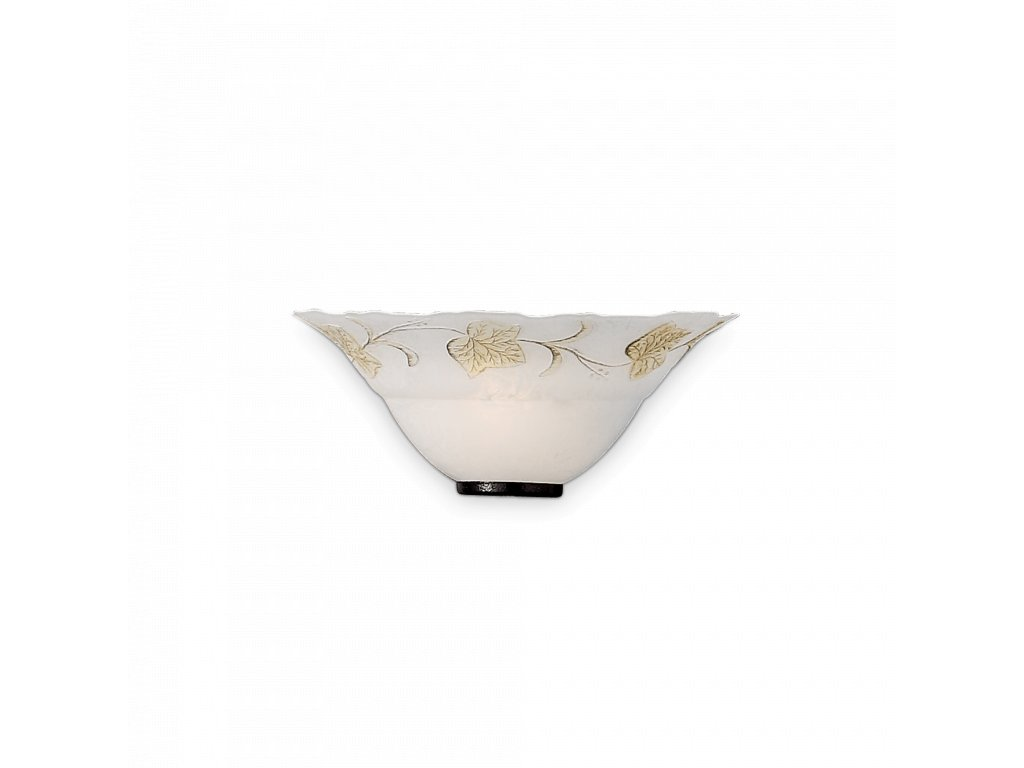 Nástěnné svítidlo Ideal Lux Foglia AP1 D30 013787