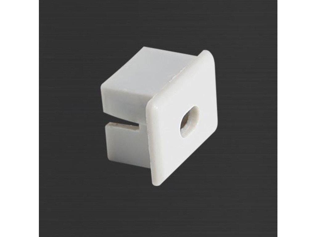 Koncovka PDS4 k vypínači v liště pro s otvorem pro kabel (1 ks)