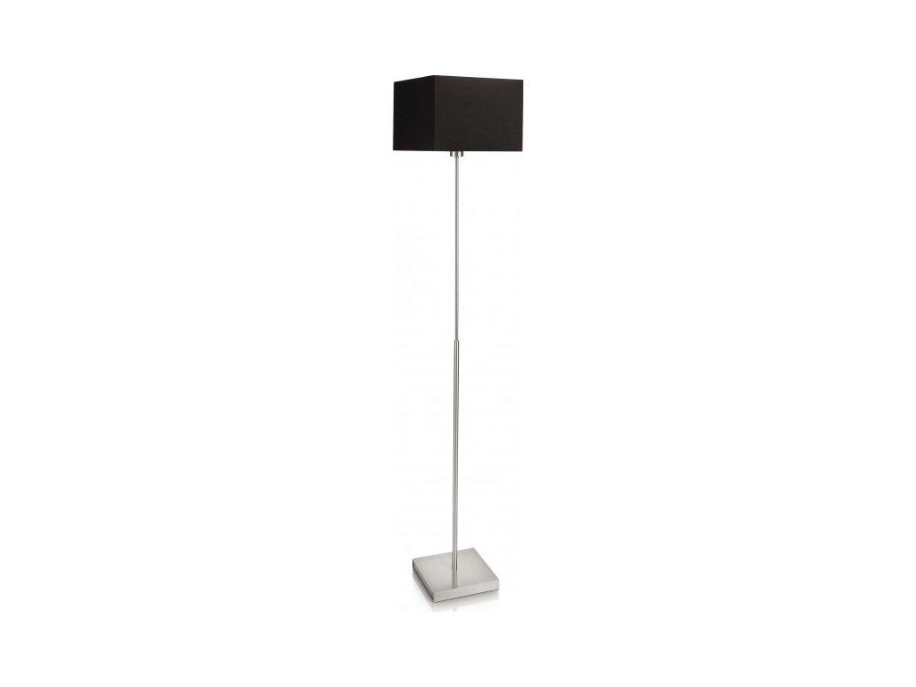 STOJACÍ LAMPA 1x100W 230V černá