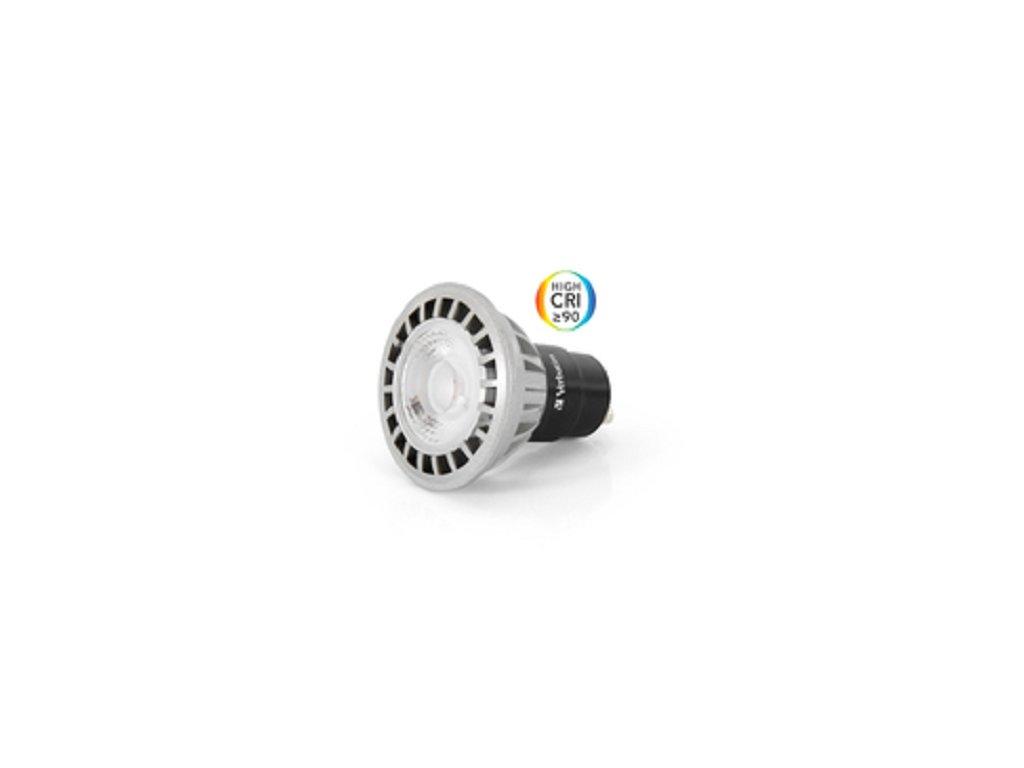 LED žárovka  GU10 8.0W-85W D 4000K 35D 610LM
