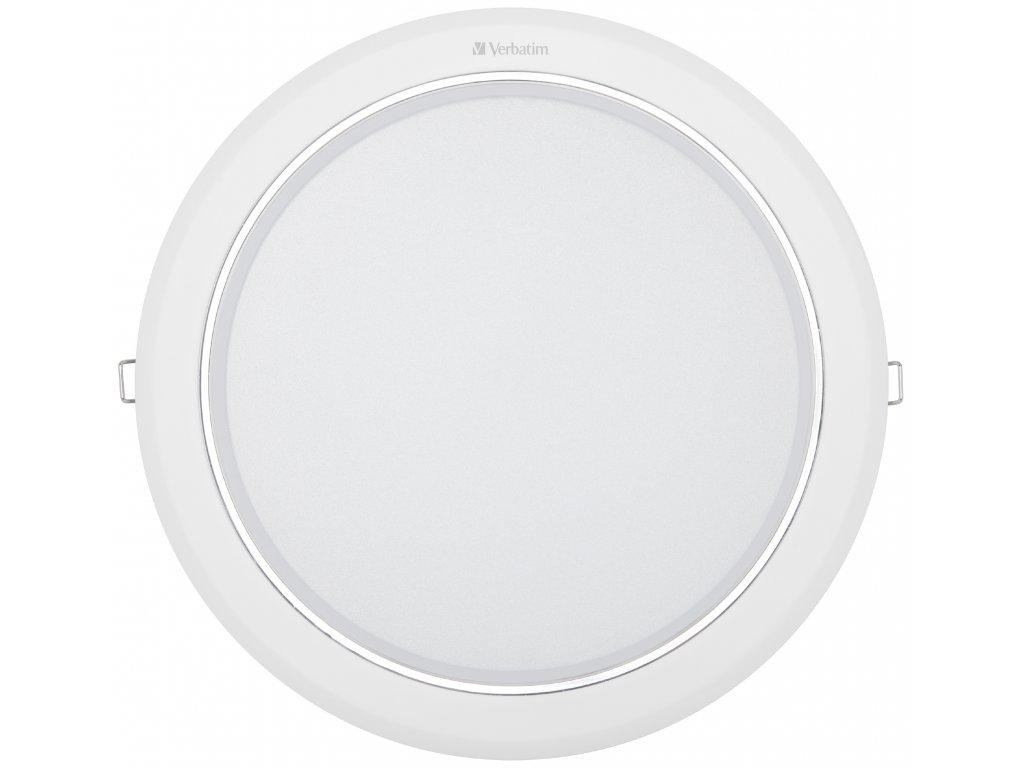 Verbatim LED Downlight 235mm 24W 4000K 2150lm White