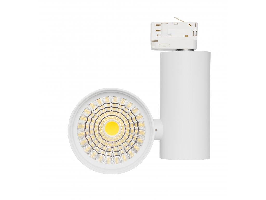 Verbatim LED Tracklight 28W 4000K 2600lm 40D White
