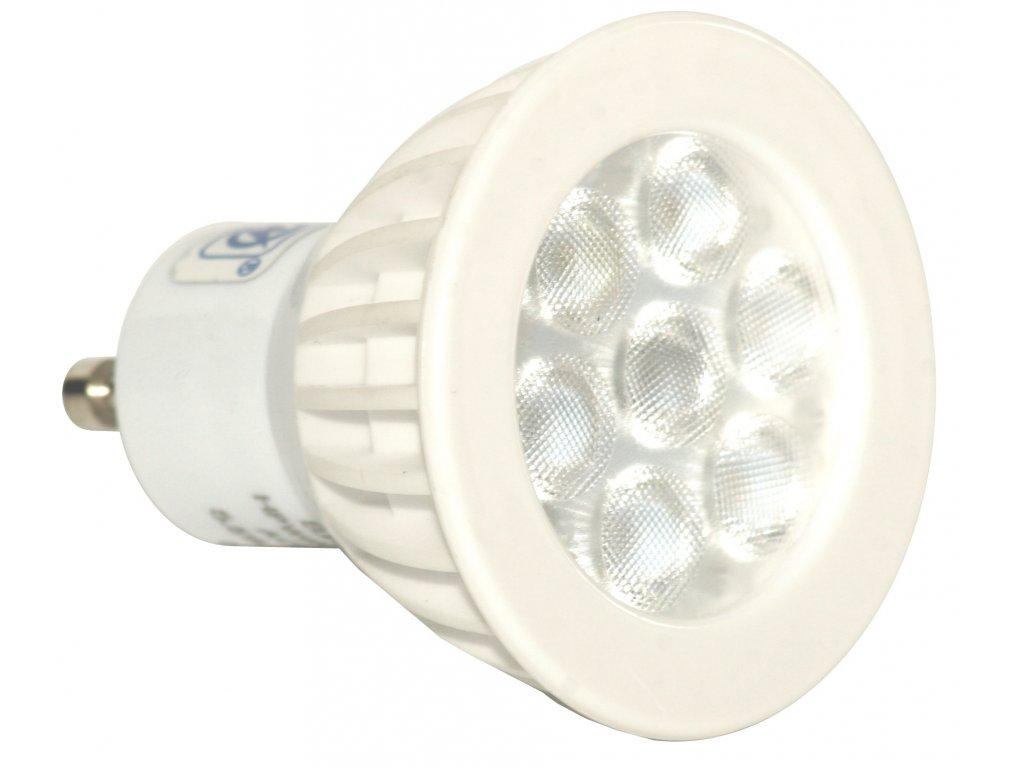 HPW6 M - GU10 - DIM, bodový zdroj světla, 410lm, 5,5W, 230VAC