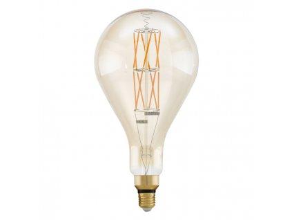 LED žárovka E27 Eglo Edison  velká EG11686