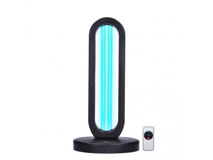 Germicidní UV lampa přenosná Solight GL01 černá