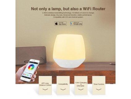 MiLight iBox1 - Wi-Fi router s chytrou lampičkou